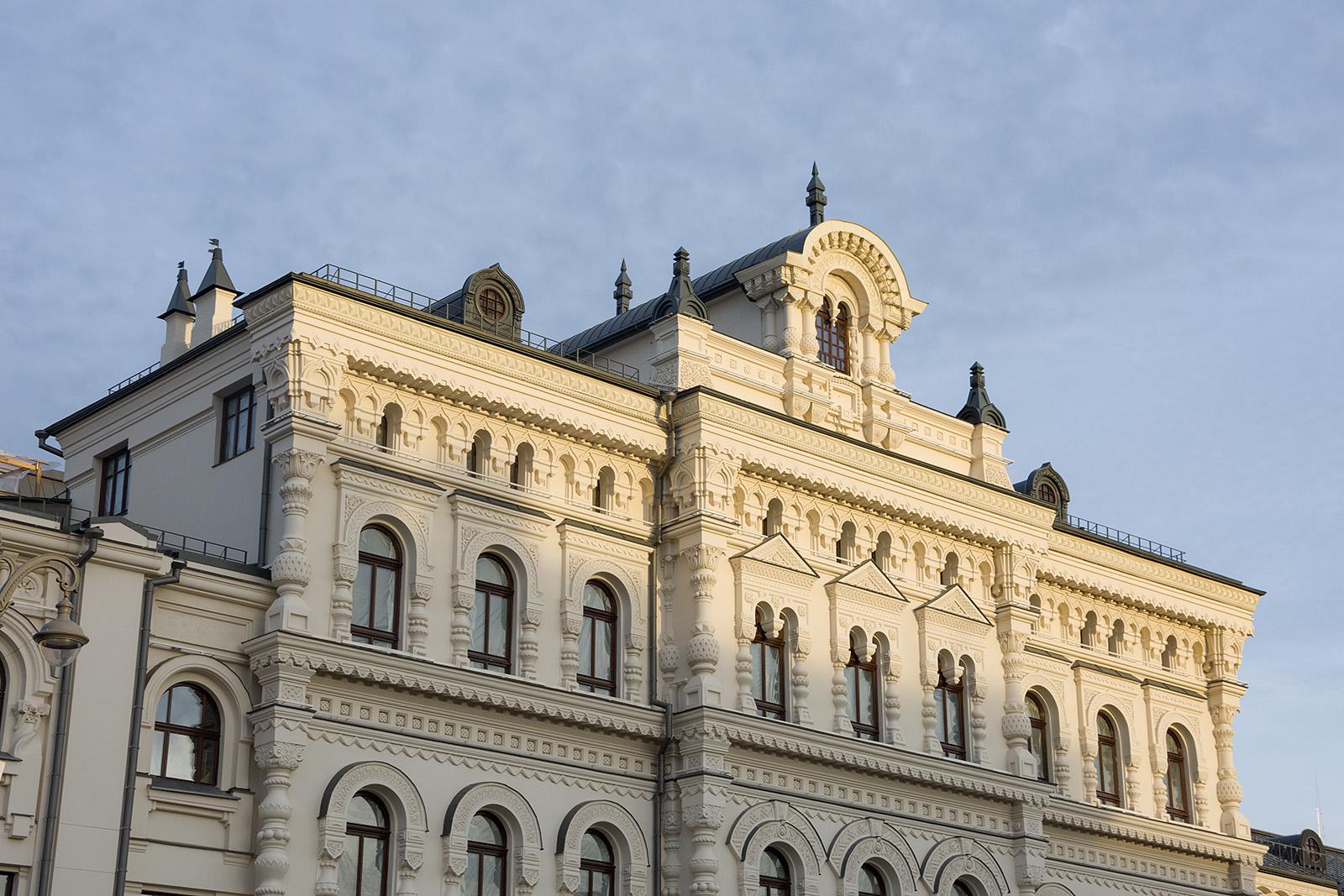 Как идёт реконструкция Политехнического музея? Часть 1 - 2