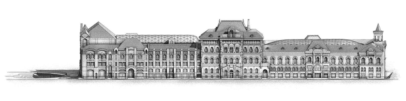 Как идёт реконструкция Политехнического музея? Часть 1 - 22