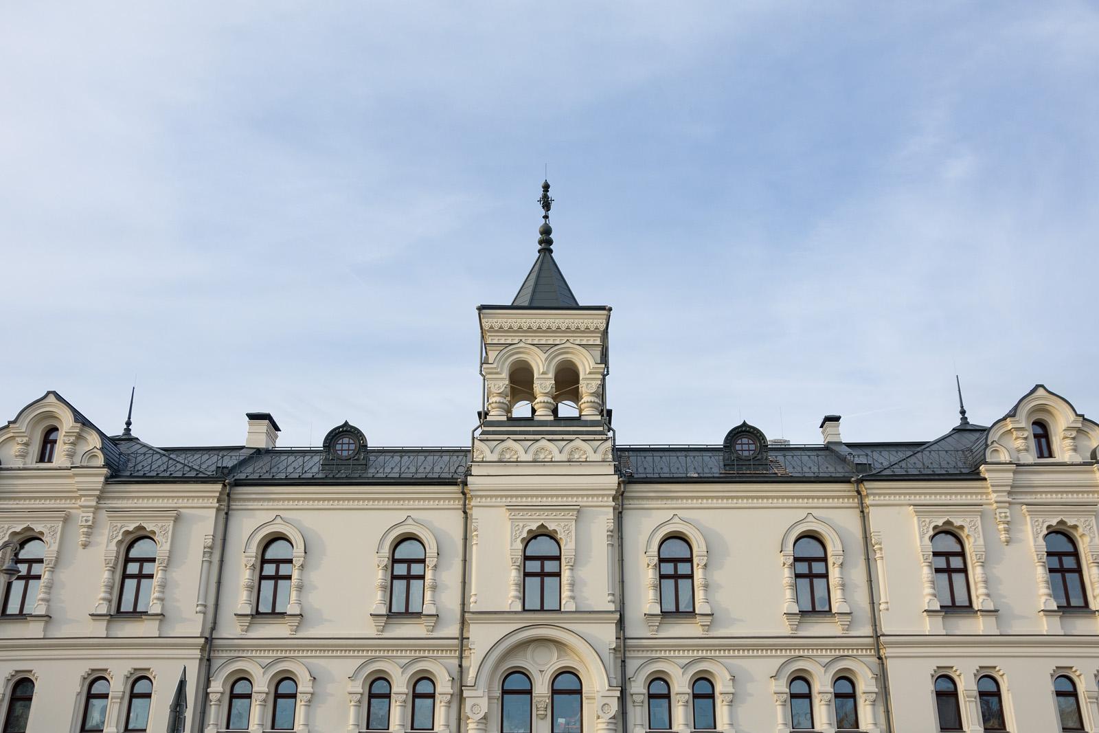 Как идёт реконструкция Политехнического музея? Часть 1 - 5