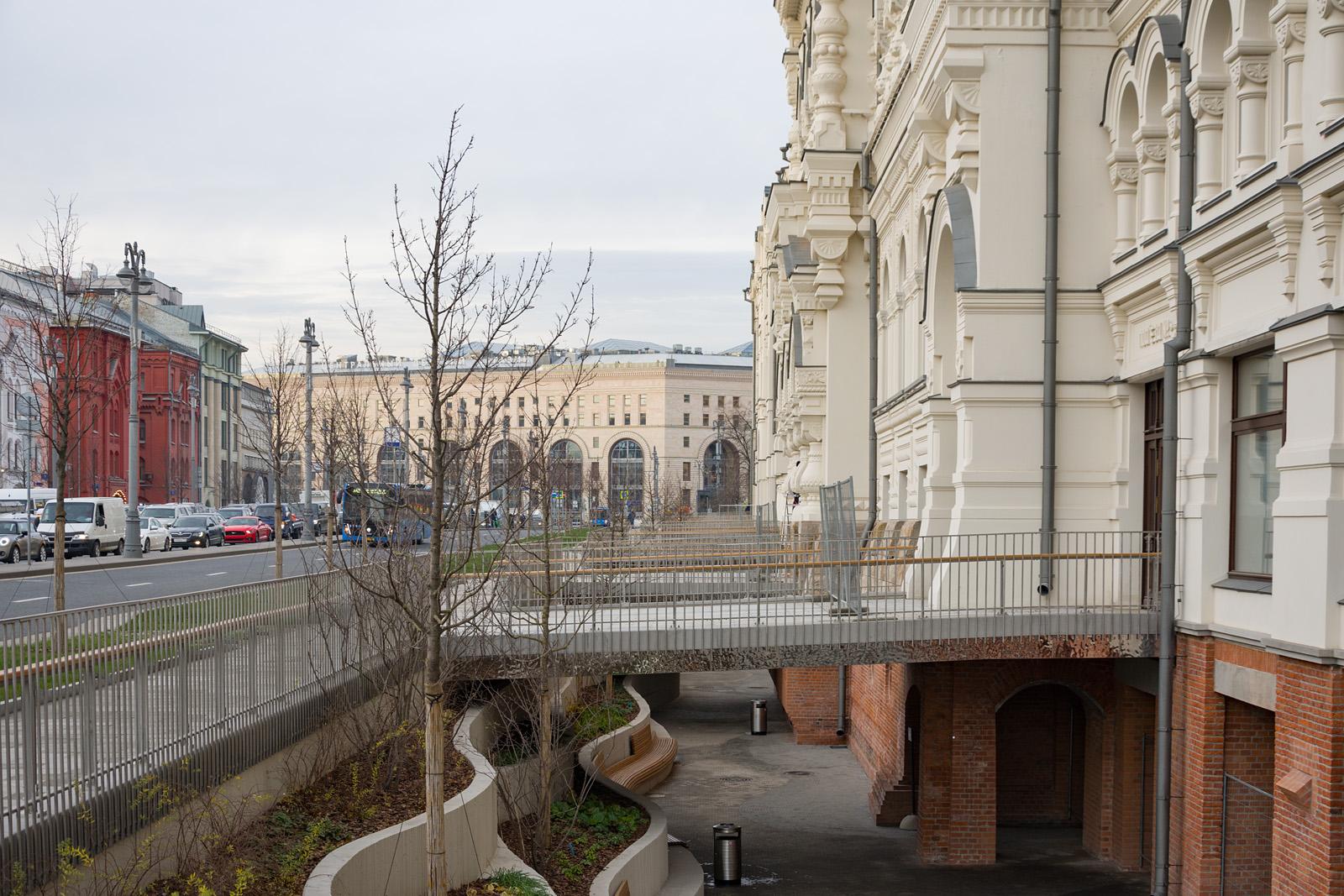 Как идёт реконструкция Политехнического музея? Часть 1 - 6