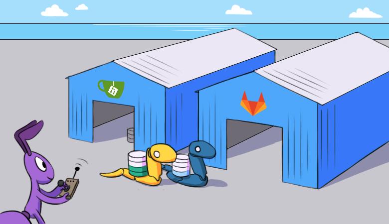 Опыт миграции из Gitea в GitLab. Сложно, но успешно - 1