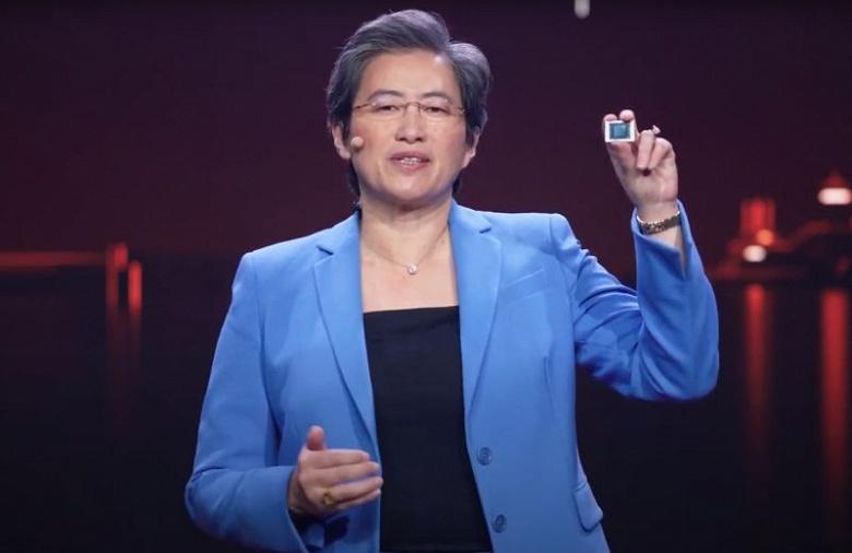 Глава AMD Лиза Су стала одним из советников президента США Джо Байдена по науке и технологиям