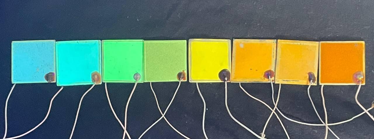 Электролюминесцентные индикаторы из прошлого - 11