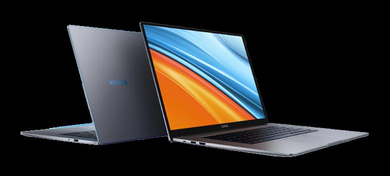 Стартовали продажи новых Honor MagicBook в России — подарки, APU AMD Ryzen 5000 и поддержка Windows 11