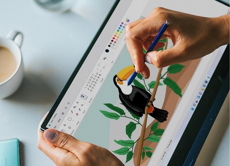 Microsoft наконец открыла доступ к новому Paint для Windows 11