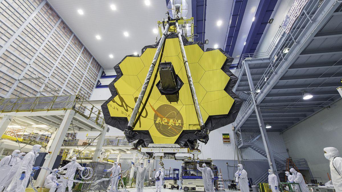 Самый большой космический телескоп Джеймс Уэбб должен изменить наши представления о космосе - 1