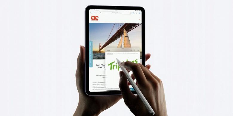 Владельцам iPad mini 6 придётся привыкнуть к «желейному экрану». По словам Apple, это норма для ЖК-дисплеев