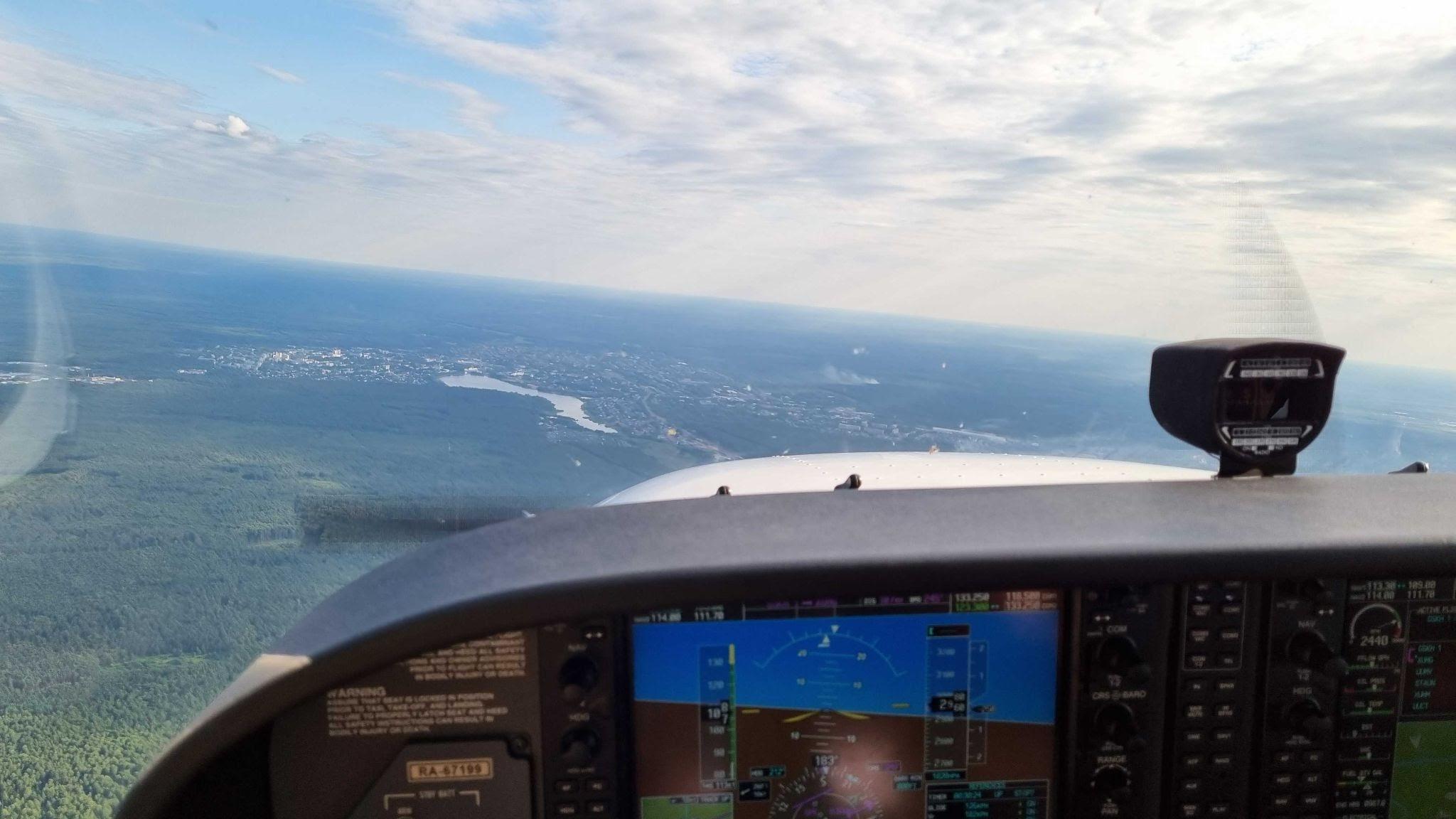 Обучение на частного пилота в России. Личный опыт - 10