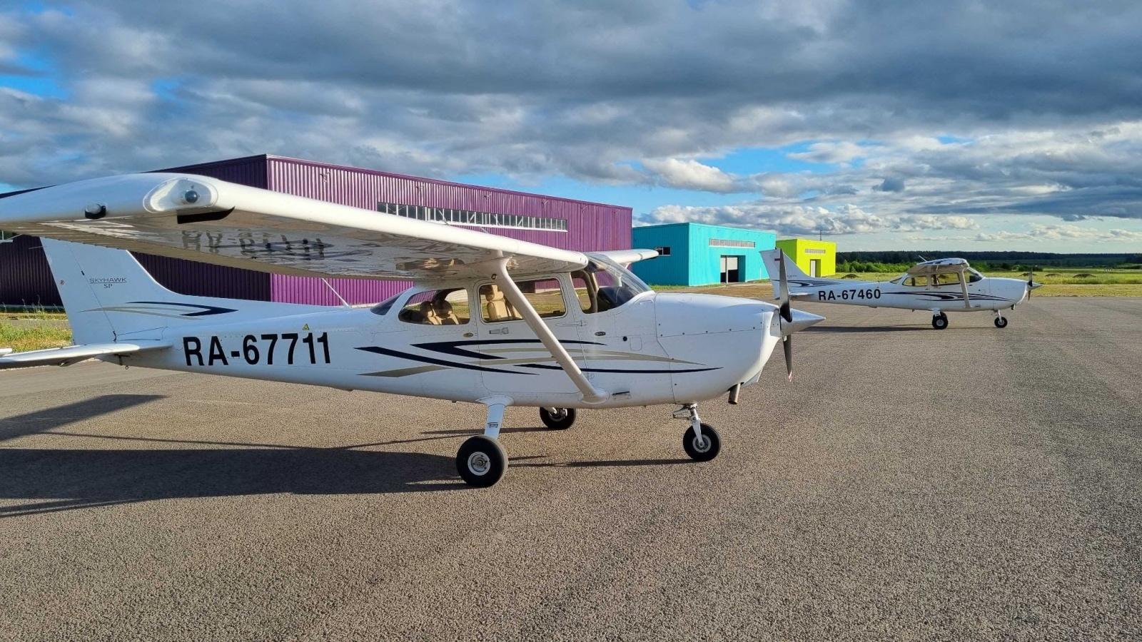 Обучение на частного пилота в России. Личный опыт - 4