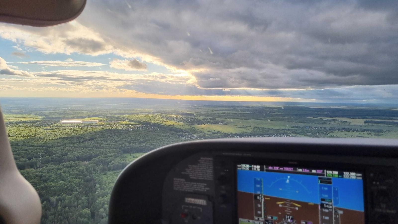 Обучение на частного пилота в России. Личный опыт - 7