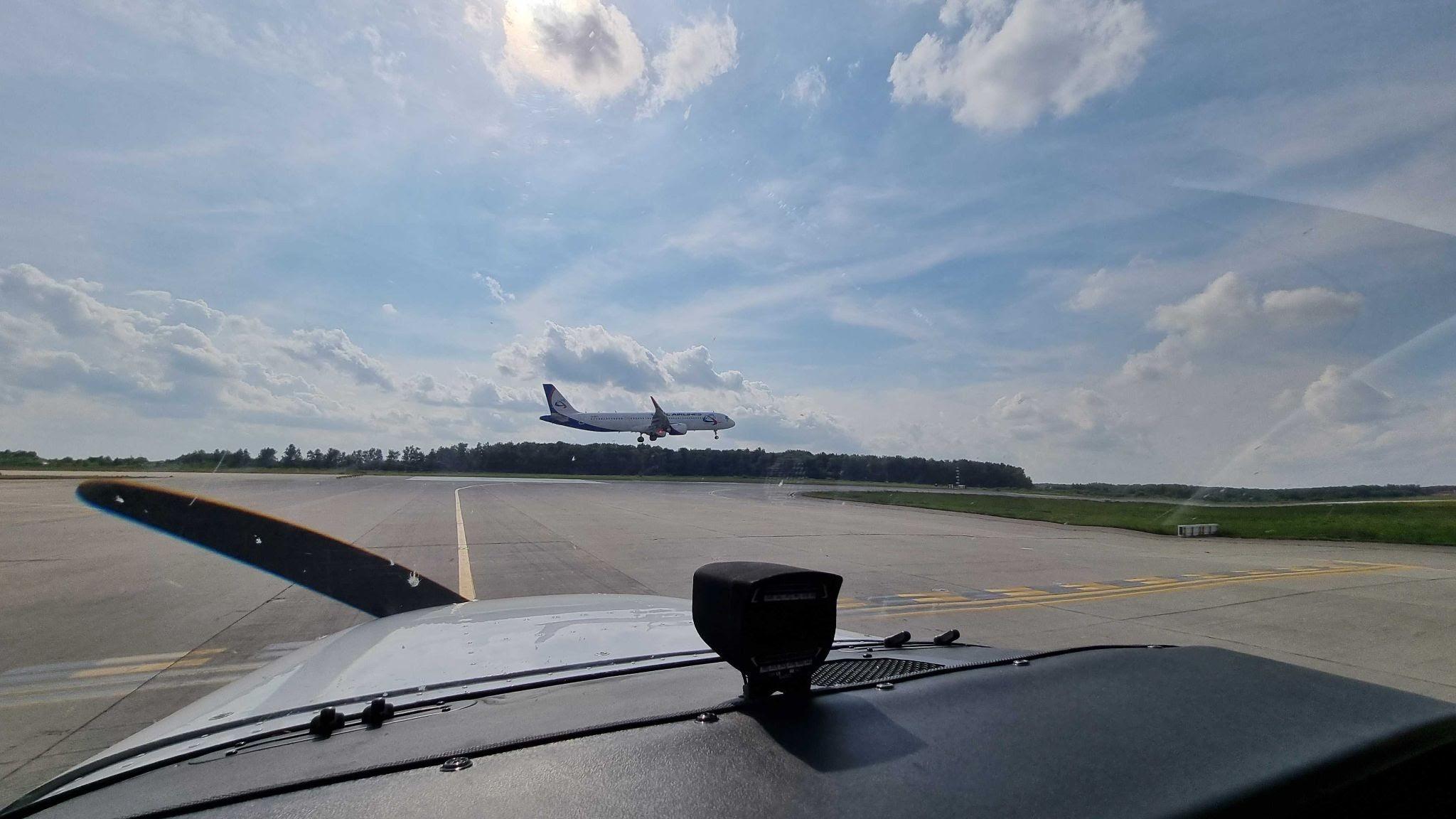 Обучение на частного пилота в России. Личный опыт - 8