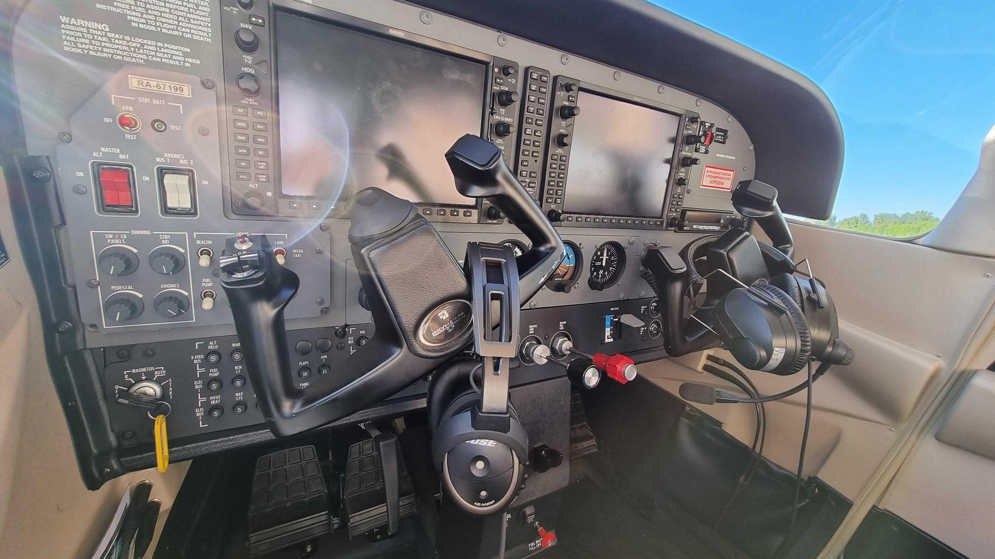 Обучение на частного пилота в России. Личный опыт - 1