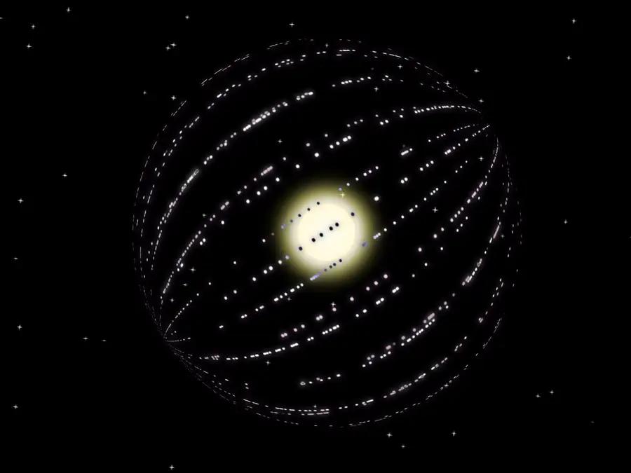 НАСА незаметно финансирует охоту на инопланетные мегаструктуры - 4