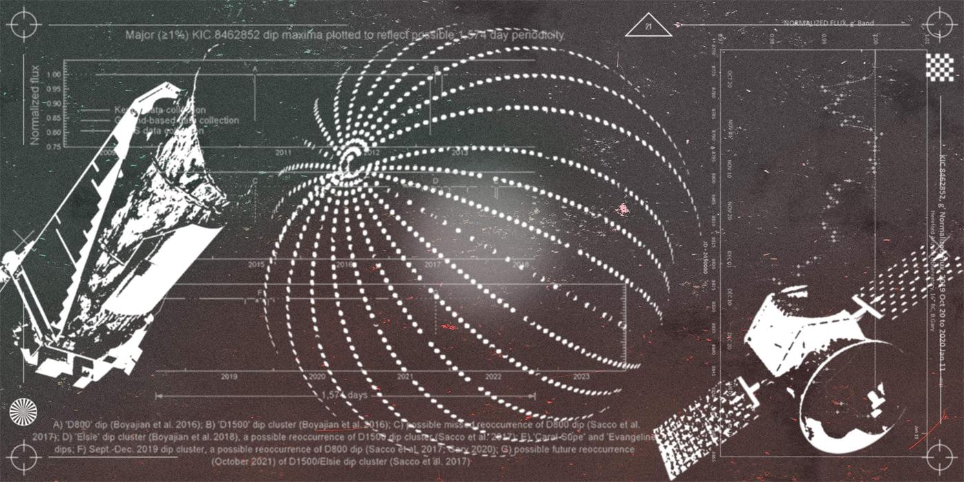 НАСА незаметно финансирует охоту на инопланетные мегаструктуры - 1