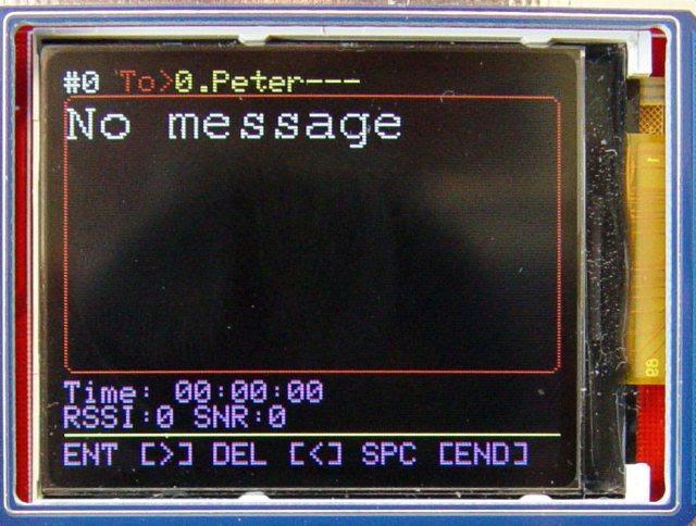 Коммуникатор судного дня «Armachat» LoRa - 16