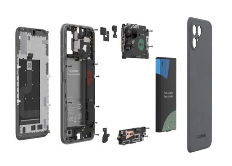 Модульный телефон Fairphone — концепция, производитель и три поколения девайса - 1