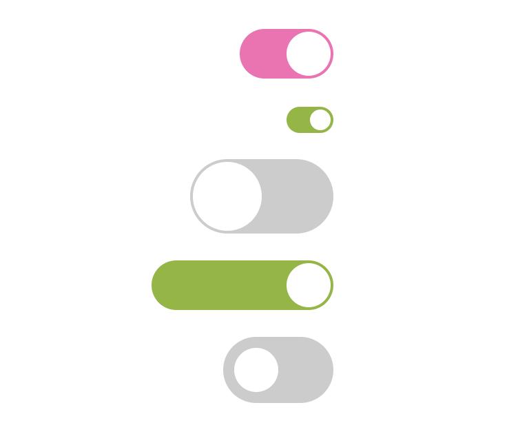Создание компонента Toggle - 7