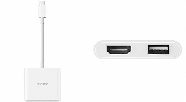 Эта док-станция Realme предназначена для владельцев тонких ноутбуков. Опубликованы качественные изображения
