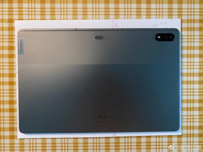 Огромный AMOLED-экран Samsung E4, 120 Гц, HDR10+ и Dolby Vision, Snapdragon 870 и аккумулятор на 10 200 мА•ч. Lenovo снова показала свой планшет Xiaoxin Pad Pro 12.6