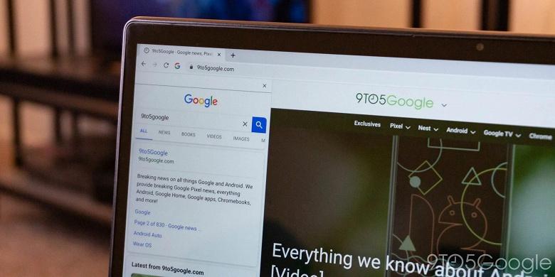 В Google Chrome появилась удобная боковая панель поиска. Пока только в сборке Canary