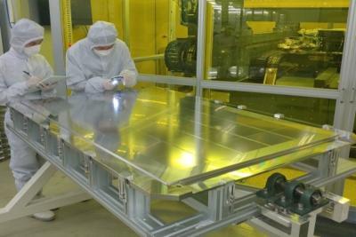 Дефицит компонентов затронул и производство панелей OLED