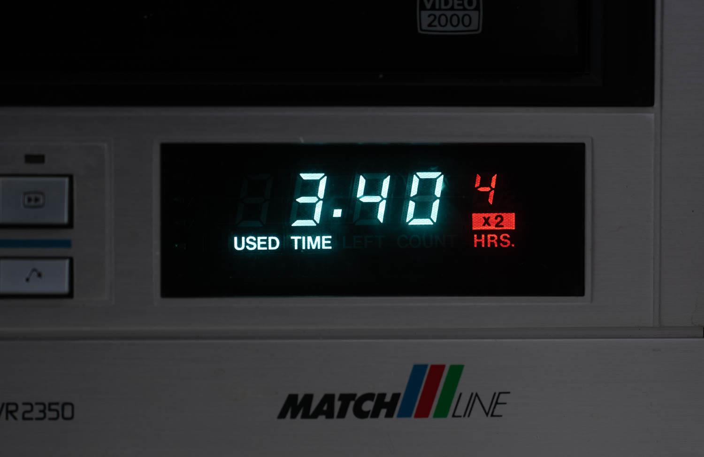 Video 2000 — неправильная видеокассета - 17
