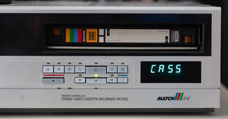 Video 2000 — неправильная видеокассета - 20