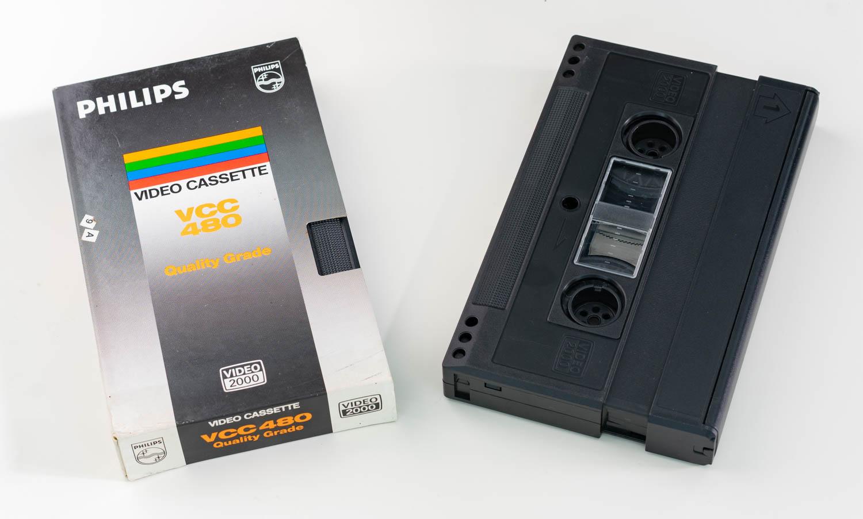 Video 2000 — неправильная видеокассета - 4