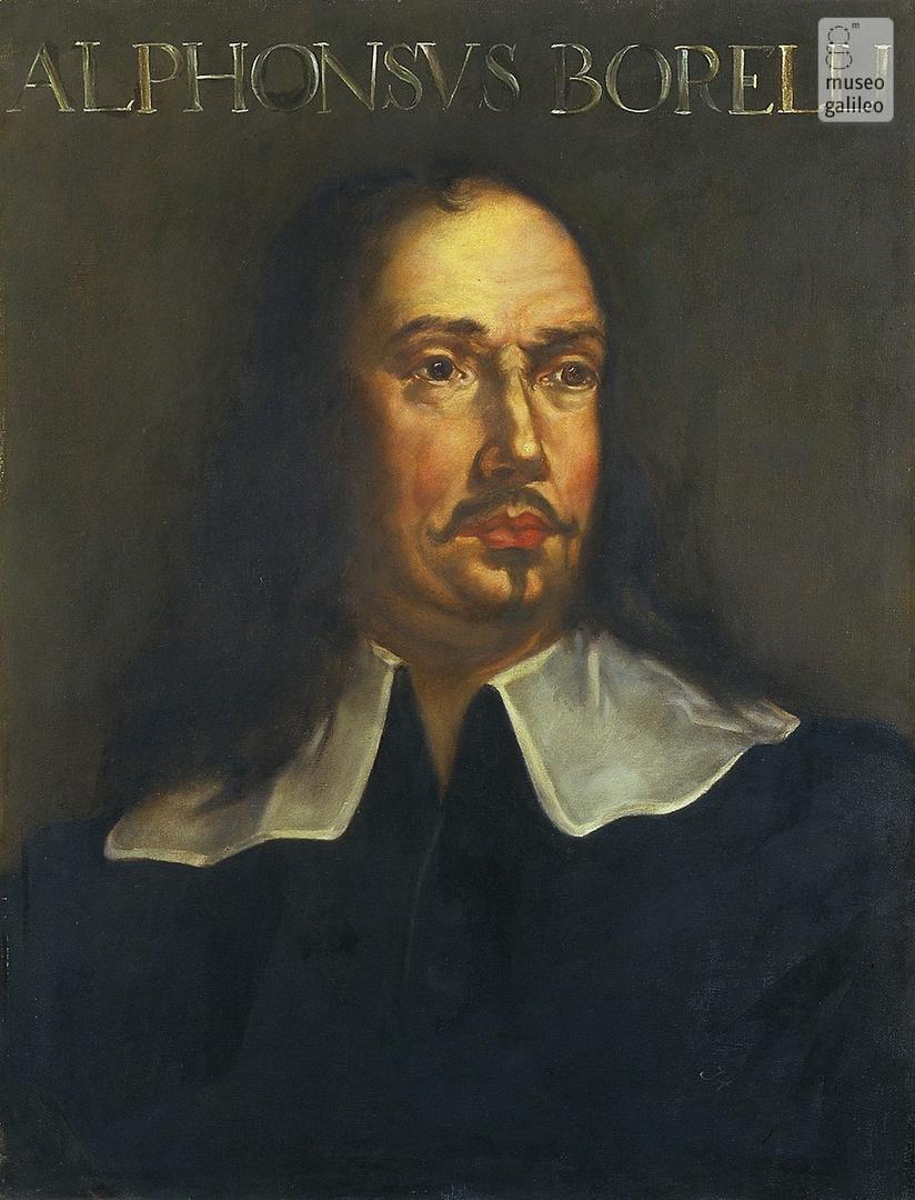 Джованни Альфонсо Борелли 28.01.1608 — 31.12.1679