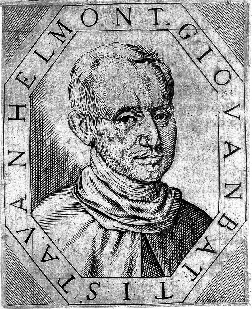 Ян Баптиста ван Гельмонт 12.01.1579 — 30.12.1644