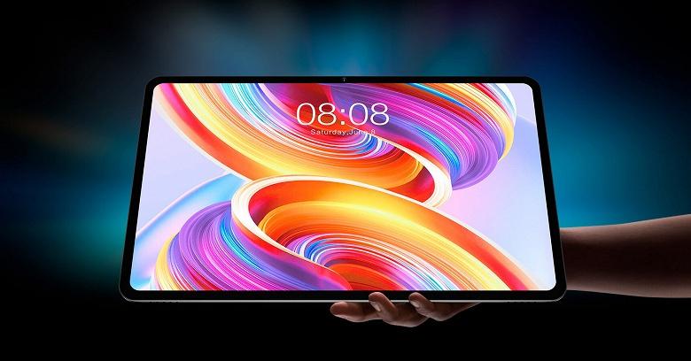 2K-экран, аккумулятор ёмкостью 7500 мА•ч, тонкий корпус и целых четыре динамика. Представлен планшет Teclast T50