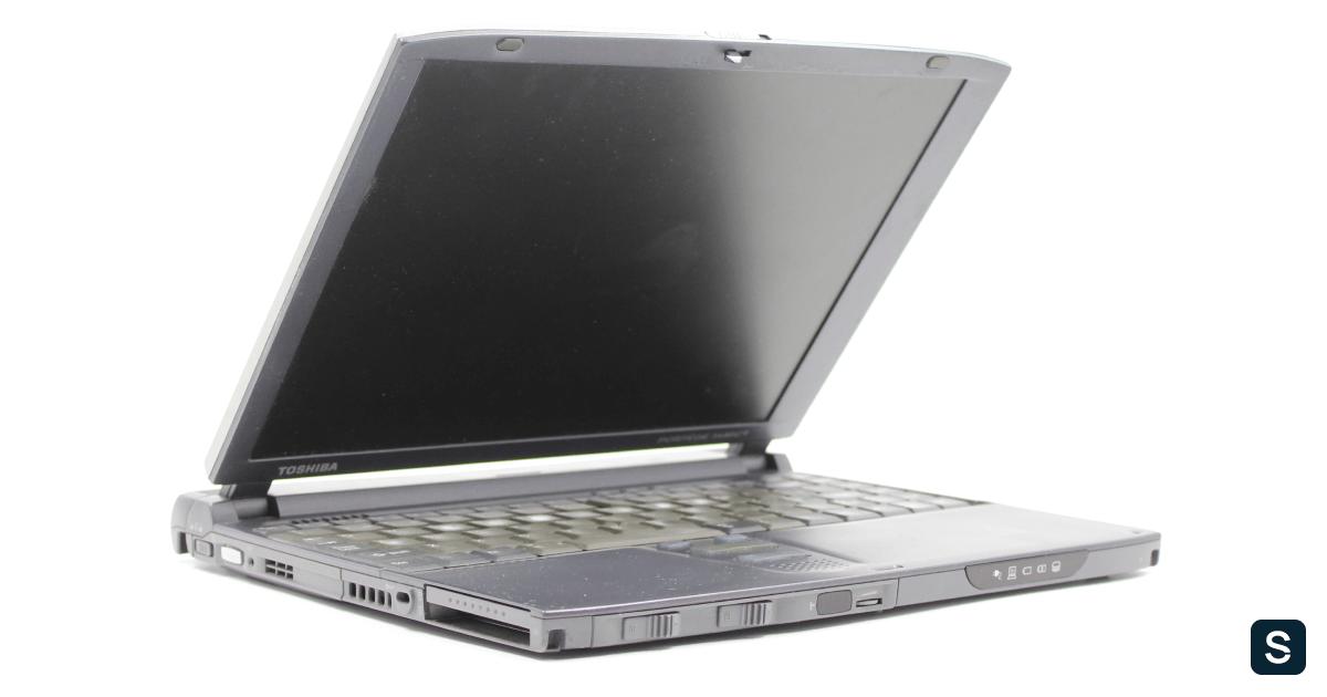И я ее батарейка: обзор субноутбука Toshiba Portege 3480CT - 4