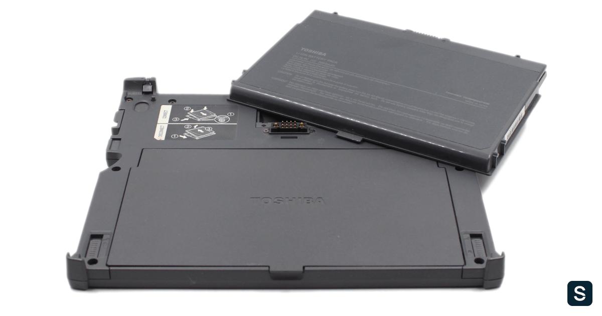 И я ее батарейка: обзор субноутбука Toshiba Portege 3480CT - 7