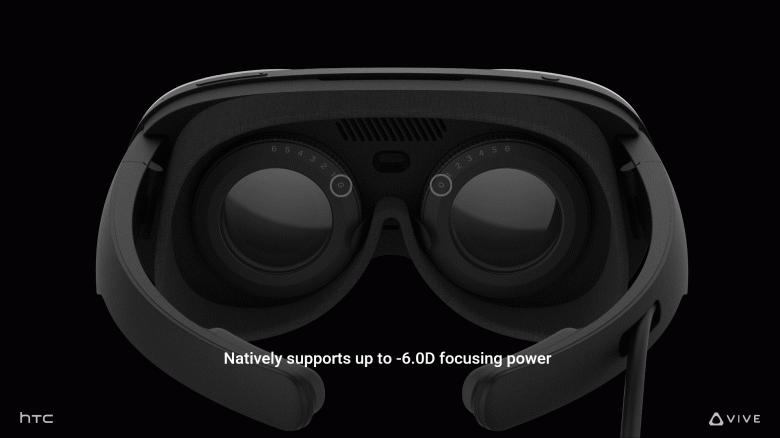 Гарнитура VR для медитации и психологического благополучия по цене 500 долларов. Представлена HTC Vive Flow