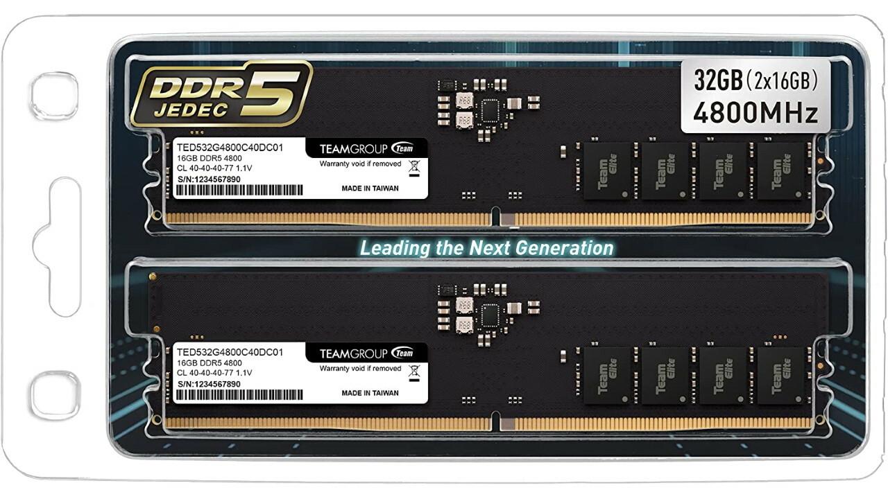 Кризис в электронике приводит к удорожанию DDR5 — дешевой память не будет - 1
