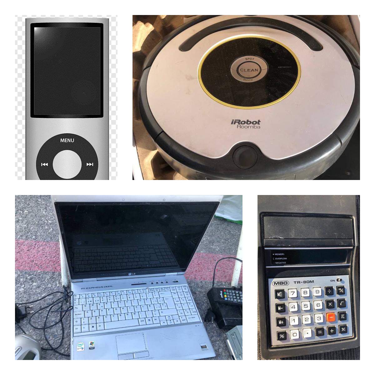 Барахолки в Испании: iPod, Google Home mini, PSP и кое-что еще - 1