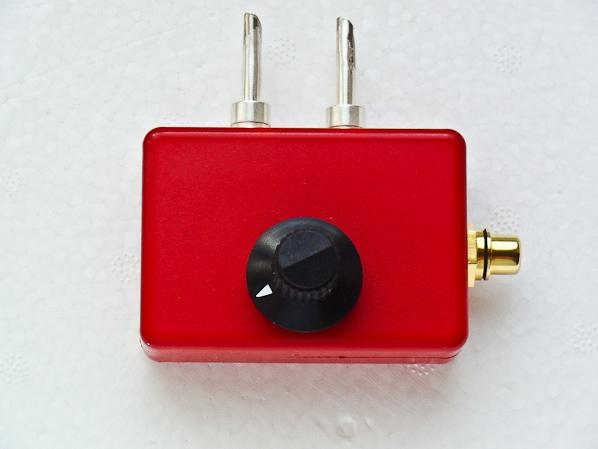 DIY или Сделай Сам / Простейший аттенюатор для аудиокарты