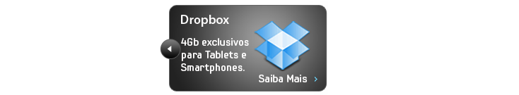Хостинг / +2Гб для вашего DropBox аккаунта. Промо-акция Samsung Бразилия
