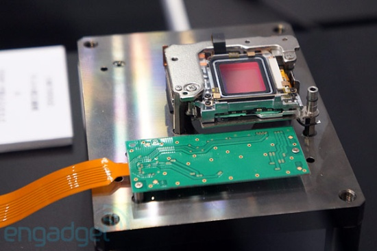 Железо / Работа системы стабилизации изображения на примере камеры OM-D E-M5 от Olympus