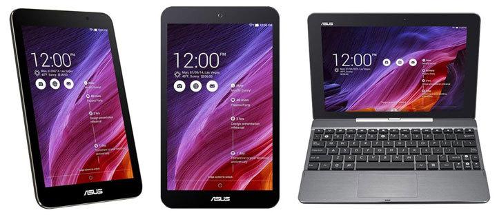 3 из 130. Новые Android планшеты на Intel Atom