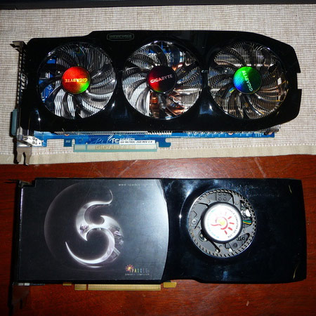 3D-карта GIGABYTE GeForce GTX 670 WindForce OC разогнана в заводских условиях