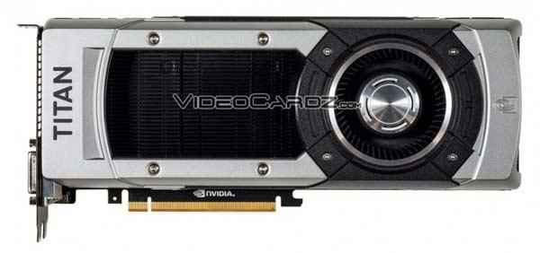 Карта MSI GeForce GTX Titan Black имеет 6 ГБ памяти GDDR5 и 384-разрядную шину памяти