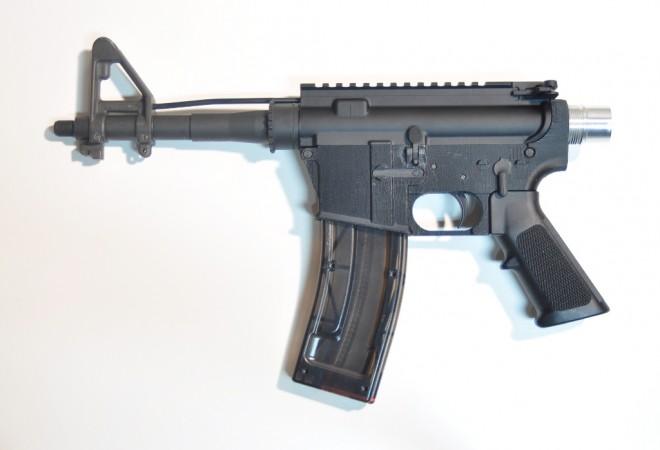 3D печать для изготовления оружия