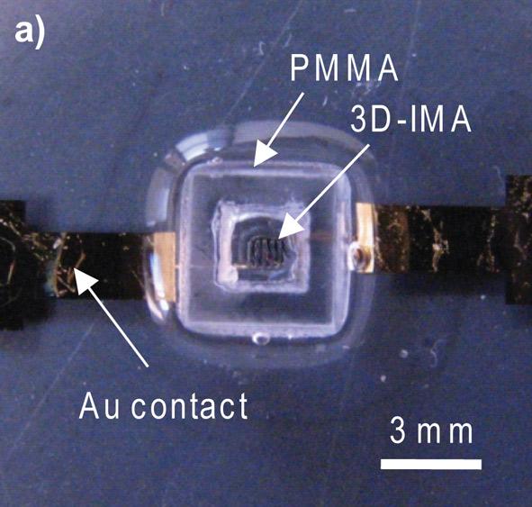 3D печать крохотных Li Ion аккумуляторов