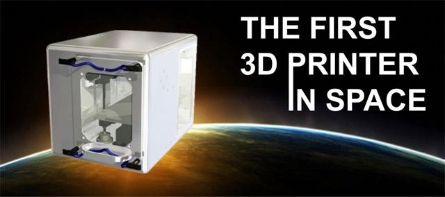 3D печать открывает дверь для космической колонизации