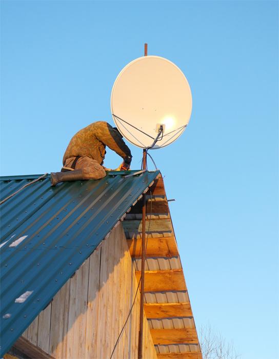 3G интернет на 33 км