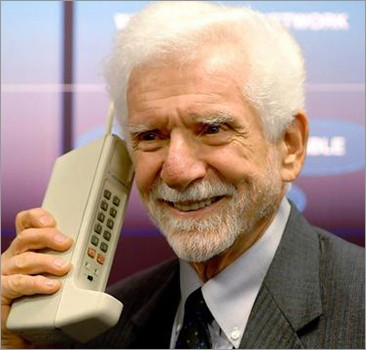 Первый звонок с сотового телефона