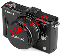 DSLR / Взломана прошивка фотоаппаратов lumix GH1, GH2,G2,GF1,GF2