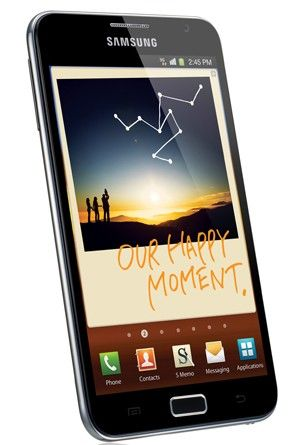 В Южной Корее продано более 2 млн Samsung Galaxy Note