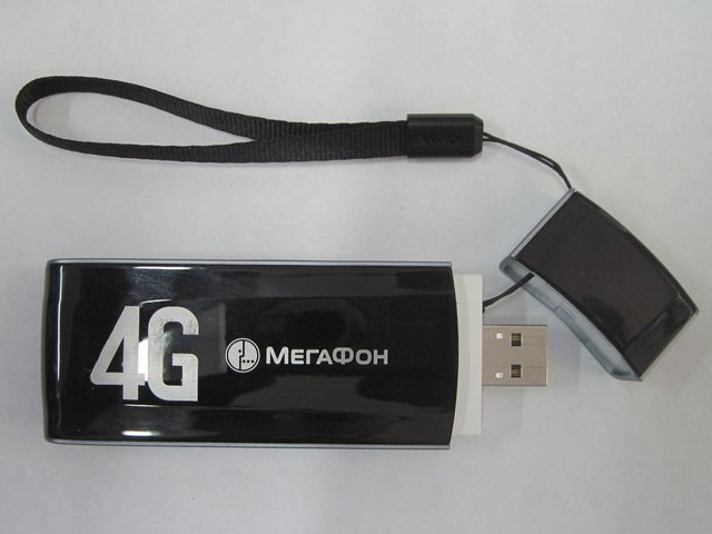 4G LTE интернет Мегафон